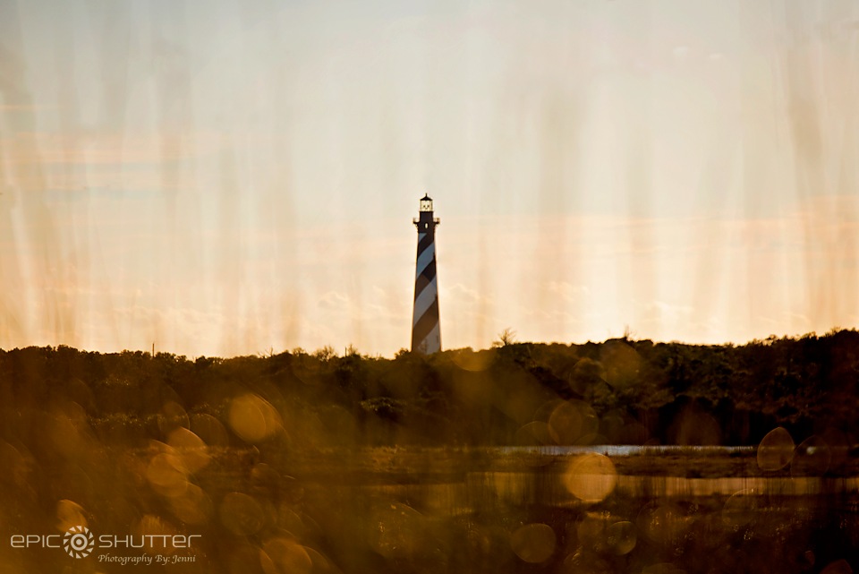 Cape Hatteras Lighthouse, Cape Hatteras National Seashore, Nikon, Epic Shutter Photography, Hatteras Island Photographer